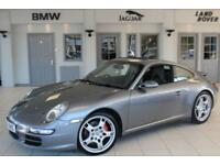 2006 06 PORSCHE 911 3.8 CARRERA 4 S 2D 350 BHP