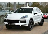 2018 Porsche Cayenne 3.0T V6 Tiptronic 4WD (s/s) 5dr SUV Petrol Automatic