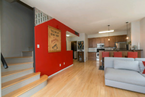 2 Bedroom 2.5 Bath - Loft on Whyte with parking