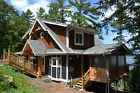 Limited Time - Tamlin's Clearlake Cabin Sale!