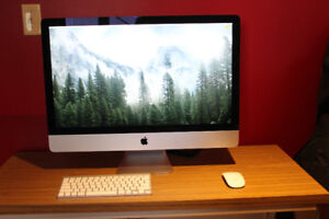 iMac (27-inch, Late 2012) in EXCELLENT CONDITION