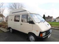 Holdsworth Renault Trafic Campervan