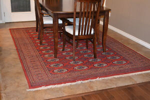 HANDMADE PERSIAN TRIBAL WOOL RUGS - 3 Different Sizes