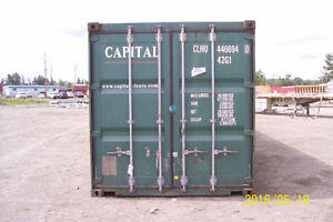 AFFORDABLE SHIPPING CONTAINERS FOR SALE or LEASE TO OWN! Prince George British Columbia image 3