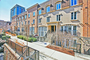 NEW ► LIBERTY VILLAGE DOWNTOWN TORONTO KING WEST ► 2 Bedroom 3-S