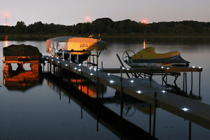 DOCKS - We have all you need for docks & marinas