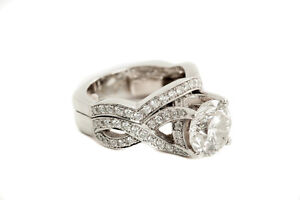 Nearly 3.61 Carat Beautifully Crafted Ring