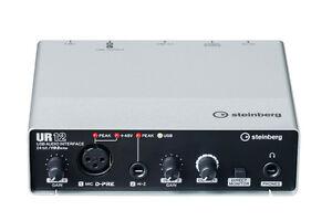 Steinburg UR12 Audio Interface