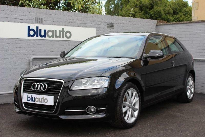 audi a3 tdi sport 3dr diesel manual 2011 11 in uckfield. Black Bedroom Furniture Sets. Home Design Ideas