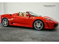 2005 Ferrari 430 4.3 SPIDER 2d 479 BHP Convertible Petrol Manual