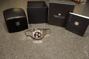 TAG Heuer F1 INDY 500 CAC111B Chronograph Mens Watch - Full Set