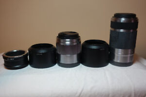 NEW PRICES:  Sony NEX7 lens