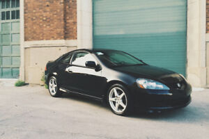 2005 Acura RSX Type-S (Low KM's, Fresh Safety, Completely Stock)