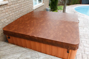 Hot Tub Covers and Spa Covers - FREE Delivery