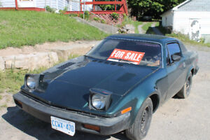 1976 Triumph  TR7 Coupe (2 door)