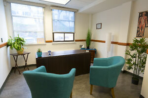 Affordable Downtown Office Space Sublet