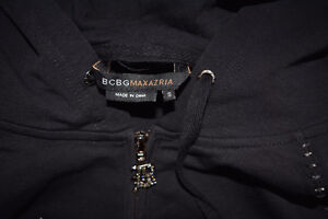BCBG sweat pants and sweat shirt with zipper North Shore Greater Vancouver Area image 5