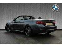 2020 BMW 4 Series 420d M Sport Convertible Auto Convertible Diesel Automatic