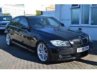 BMW 335 3.0TD auto 2008 d M Sport, 87K MILES, FULL S/HISTORY, NEW MOT, EXTRAS