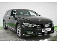 2017 Volkswagen Passat TDI BlueMotion Tech R-Line Estate Diesel Automatic