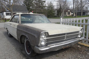 1965 Plymouth Fury 2 DR HT