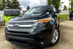 2014 FORD EXPLORER XLT LOTS OF ROOM FOR THE WHOLE FAMILY !!