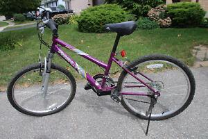 """Two Kids Bikes - 24"""" wheel"""