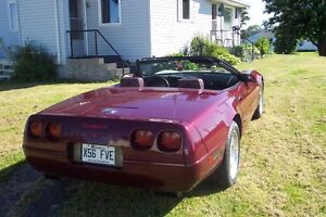 1993 40th Anniversary Corvette West Island Greater Montréal image 2