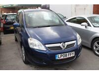 Vauxhall Zafira 1.9CDTI EXCLUSIV DPF 120PS - Most Popular Diesel 7 Seater