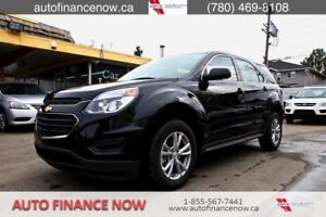 2017 Chevrolet Equinox AWD ONLY 2818 KMS $188 biweekly CALL