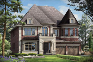 50' Kleinburg New House Assignment Sale in Vaughan