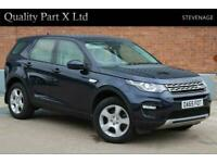 2016 Land Rover Discovery Sport 2.0 TD4 HSE 4WD (s/s) 5dr SUV Diesel Manual