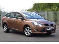 Ford Focus Zetec 1.6 Tdci DIESEL MANUAL 2013/13