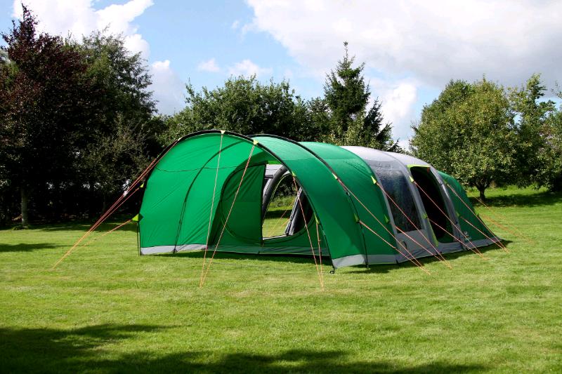 Coleman Valdes 6l Air Tent Fastpitch Berghaus Air 6xl In