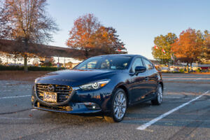 2017 Mazda3 Sport GT w/Premium & Technology Packages