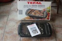 TeFal Indoor Smokeless BBQ Grill