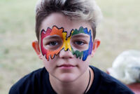 Face Painter - Painting Face & Body/Glitter Tattoos + Festival