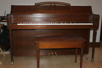 Schumann Upright Piano