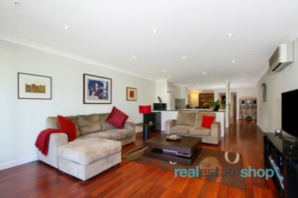 SPACIOUS TWO BEDROOM ENSUITE APARTMENT WITH 117 SQUARE METRES OF