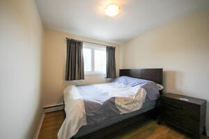 2 Bdrm Close to UNB/STU-Heat and Hot Water Included