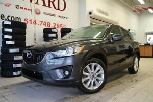 Mazda CX-5 AWD GT TECH, CUIR, TOIT OUVRANT 2015