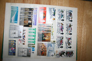 1000+ Stamps both Mint and Used Worldwide Kitchener / Waterloo Kitchener Area image 2