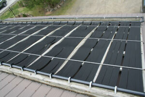 Solar Panels for Swimming Pool