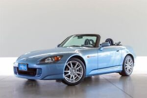 2005 Honda S2000 Coupe 6sp