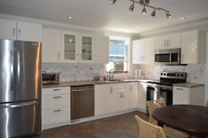 ***2 bedroom - renovated main floor apartment - near downtown!