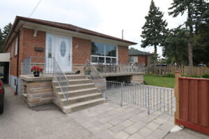 OPEN HOUSE TODAY for RENT 3 Bed Main Floor Apartment Detached