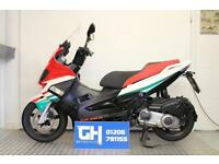 2009 Gilera Nexus 300 Scooter | Part Service History | 2 Former Owners