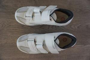 Women's Shimano WR32 Road Bike Shoes.