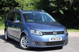 2012 VOLKSWAGEN TOURAN SE TDI BLUEMOTION TECHNOLOGY DIESEL