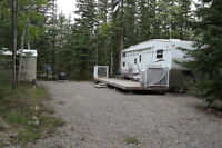 RV Lot Tall Timber Sundre - New Price